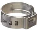 Stepless Hose Clamp - 7/16 in. OD Tubing (20 Pack)