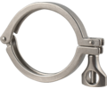 ForgeFit® Stainless Tri-Clamp - 3 in. Clamp