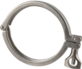 ForgeFit® Stainless Tri-Clamp - 4 in. Clamp