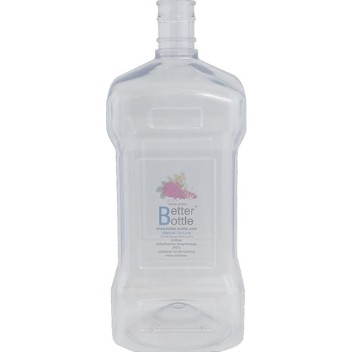 3 Gallon Better Bottle PET Carboy