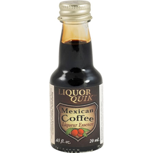 Liquor Quik Essence - Mexican Coffee - 20 mL
