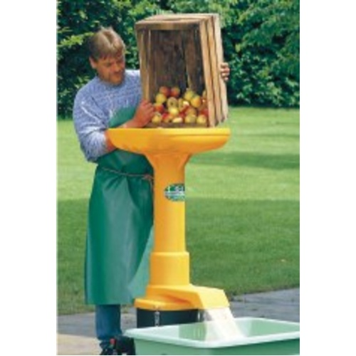 Speidel Motorized Apple & Pear Crusher