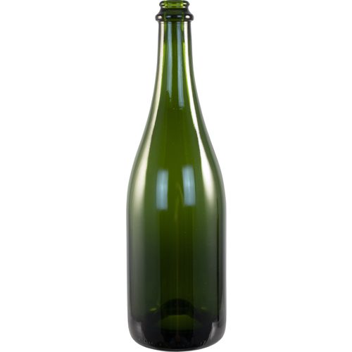 Champagne Bottles - 750 ml Full Punt (Case of 12) - Pallet of 66 Cases