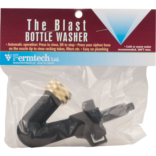 Blast Bottle & Carboy Washer