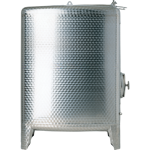 Speidel 2300L, 1100mm x 1600mm AS-MO Rectangular Dish Bottom Sealed Stacking Tank