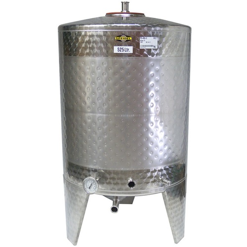 525L (138G) Speidel Sealed Tank with Cooling Jacket
