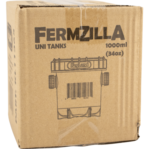 Collection Container for FermZilla