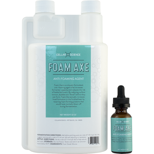 CellarScience™ Foam Axe - Anti-Foaming Agent