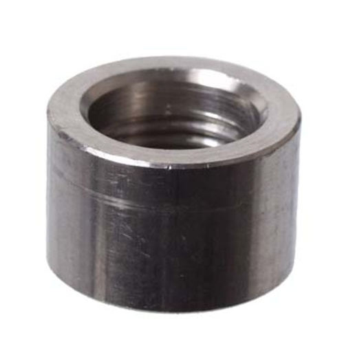 Stainless  Half Coupler - 3/8