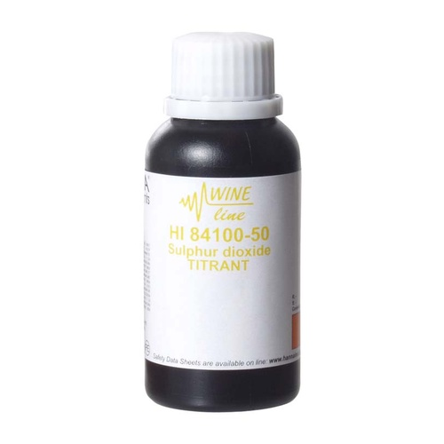 Titrant Solution for MT680 - 110mL (Hanna# HI 84100-50)